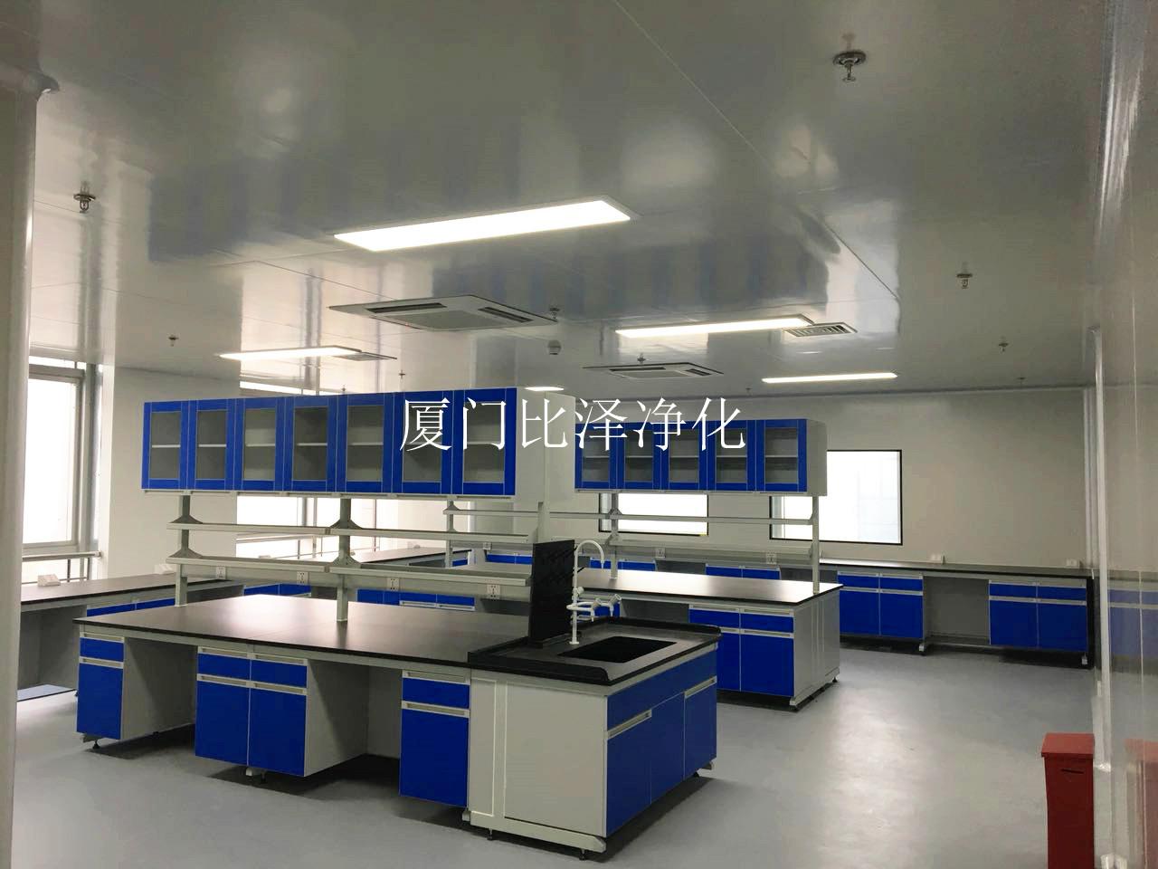 康达盛医疗科技实验室装修工程