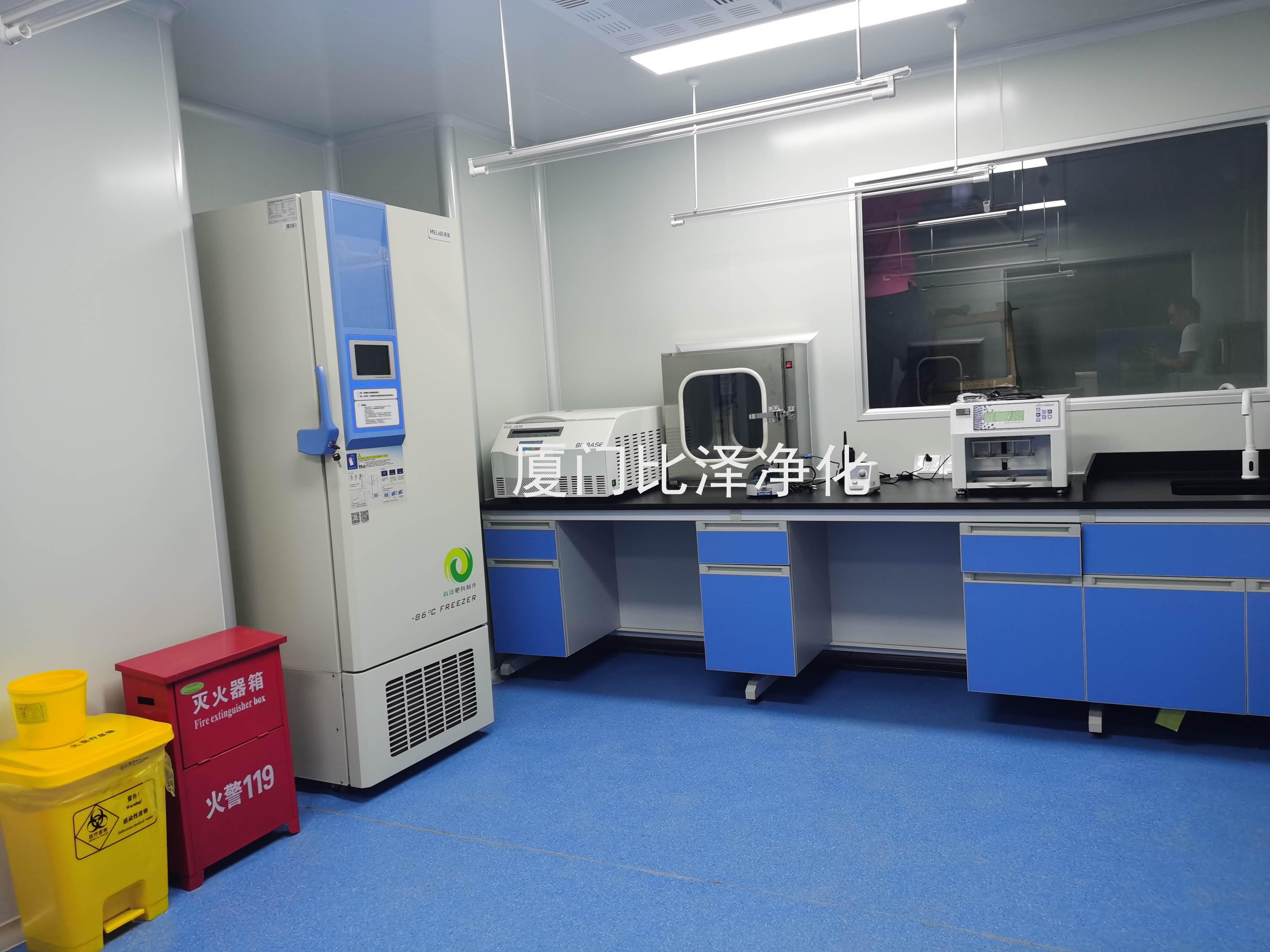 漳州第一医院PCR实验室
