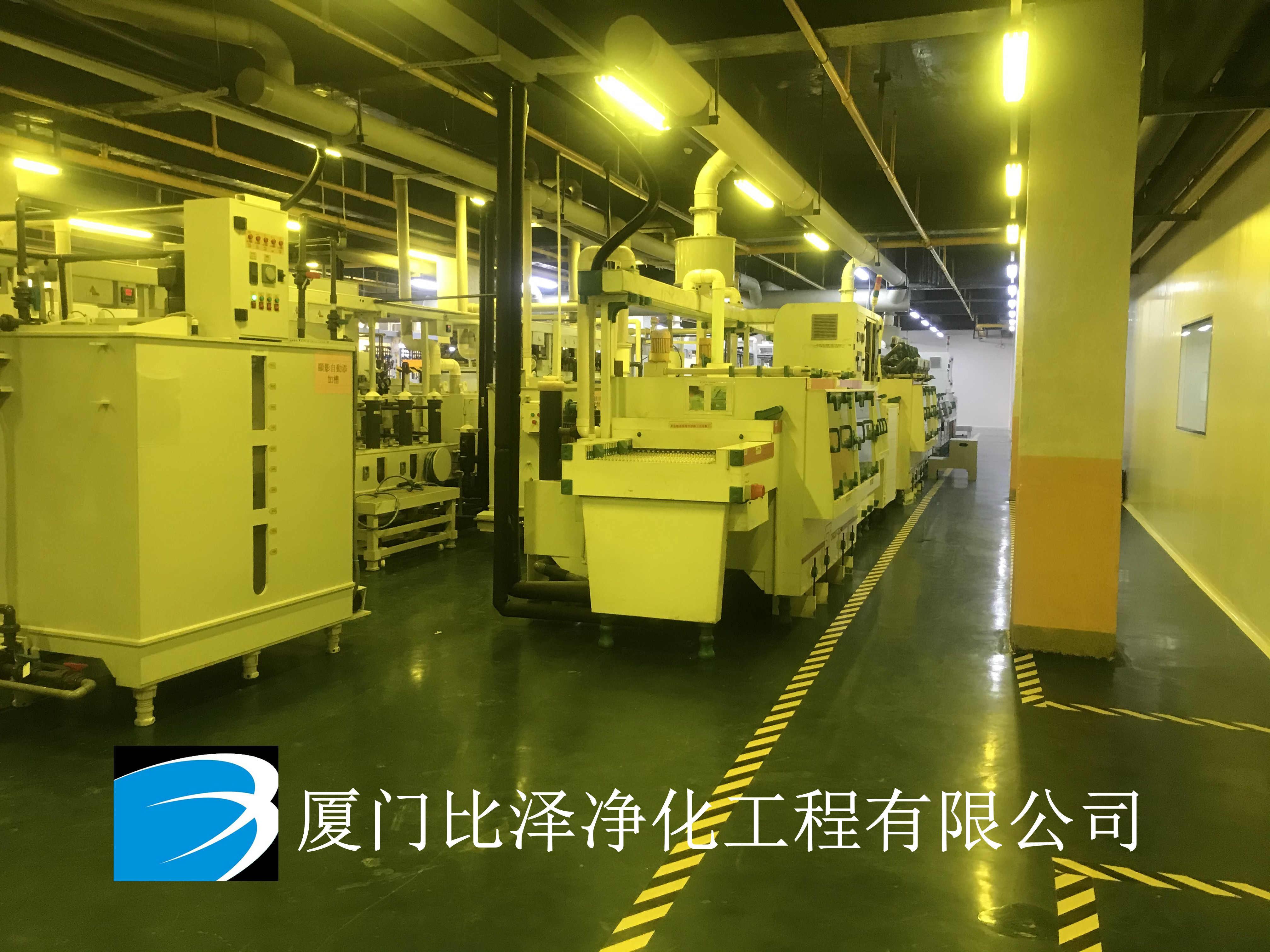 源乾电子恒温恒湿洁净厂房(万级、千级)系统工程