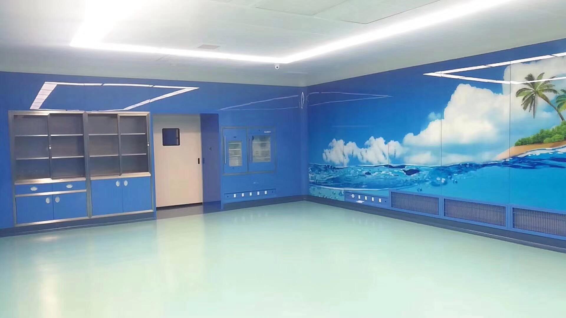 非层流手术室净化工程